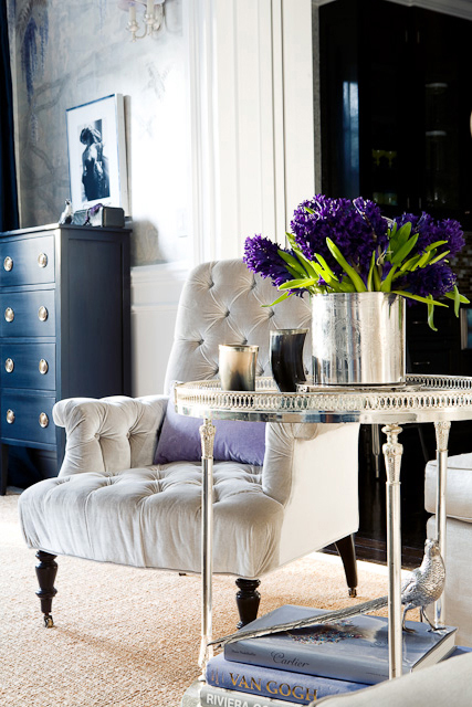 November 2011 urbancurator - Purple and black living room ideas ...