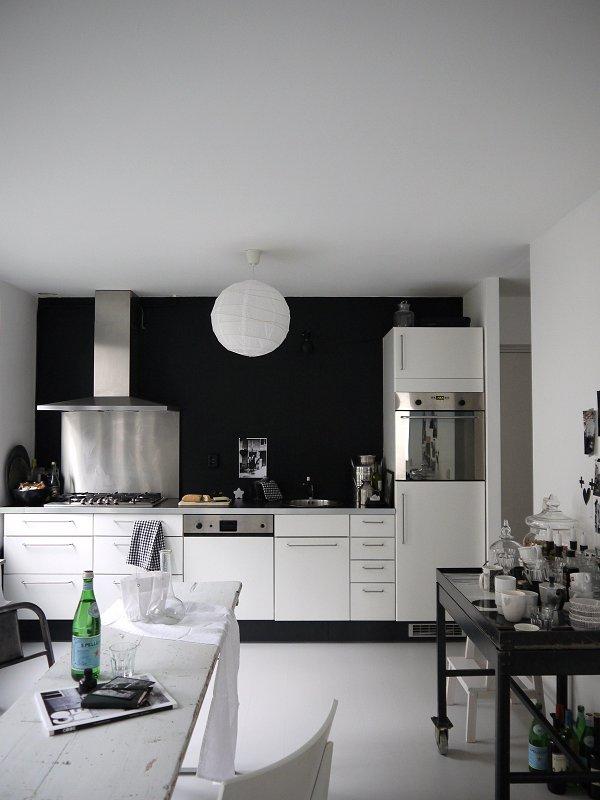 White Kitchen Kickboard january | 2012 | urbancurator